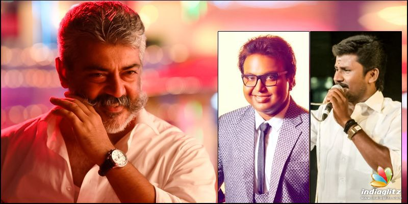 Viswasam Next Surprise Is A Husband And Wife Pair Bollywood Movie