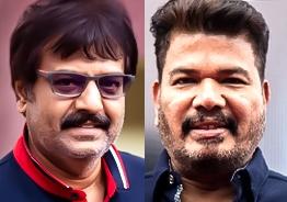 Shankar fulfills Vivek's longtime dream