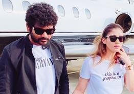Nayanthara - Vignesh Shivan back to Chennai, photos turn viral!