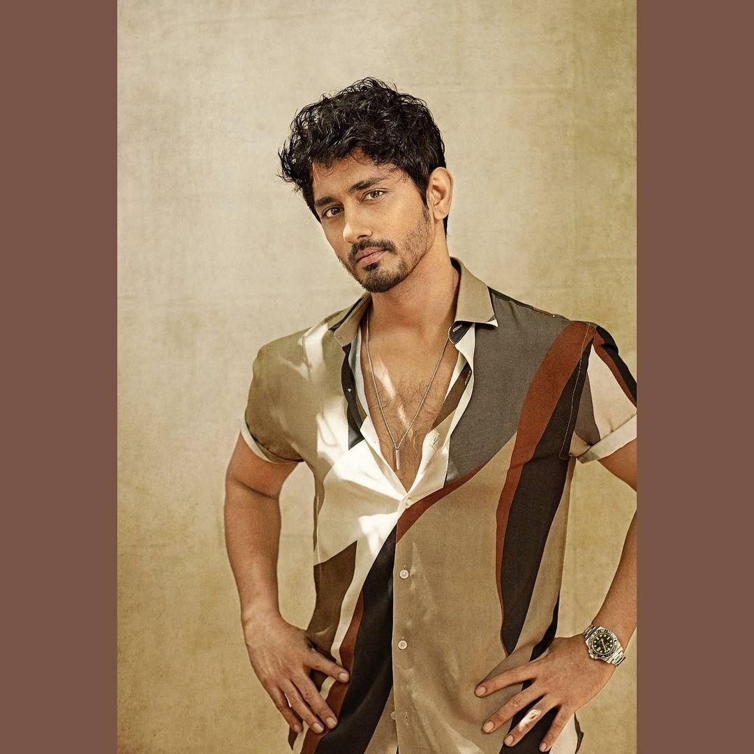 Actor Siddharth shuts down woman who calls him 'School Dropout' - Tamil  News - IndiaGlitz.com