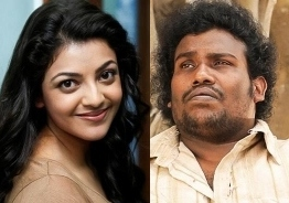 Kajal Aggarwal and Yogi Babu team up for a new movie with an interesting title
