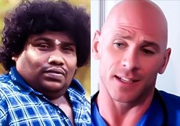Johnny Sins and Nithyanandha land Yogi Babu flick in trouble