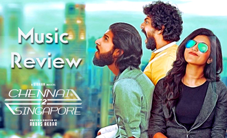 Chennai2Singapore Music Review