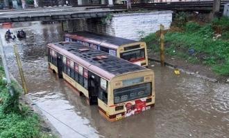 நிவர் புயல் எதிரொலி: 7 மாவட்டங்களில் பேருந்துகள் நிறுத்தம்!