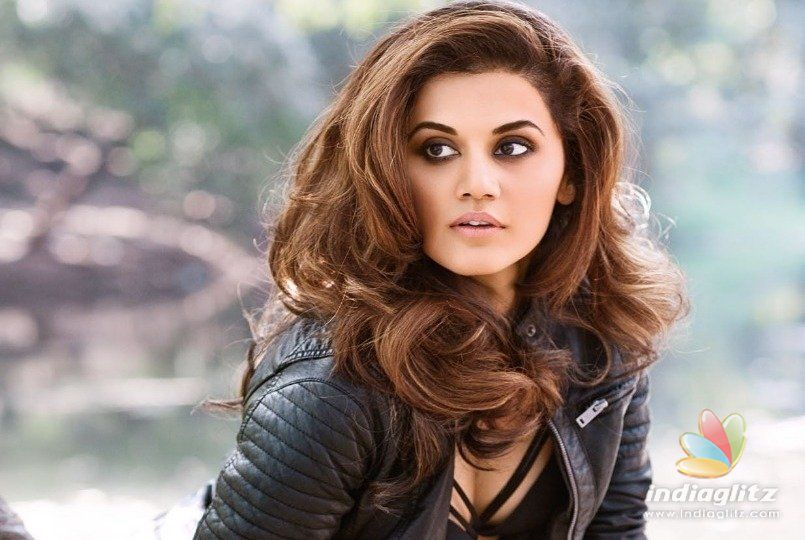 Tapsee exits a multi-starrer!