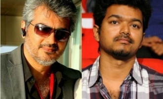 Vijay is a born dancer, praises Ajith!