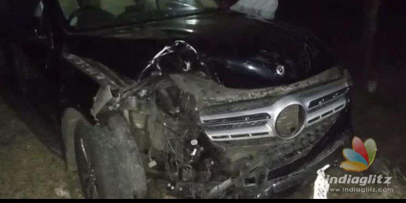 Young heros narrow escape in car accident
