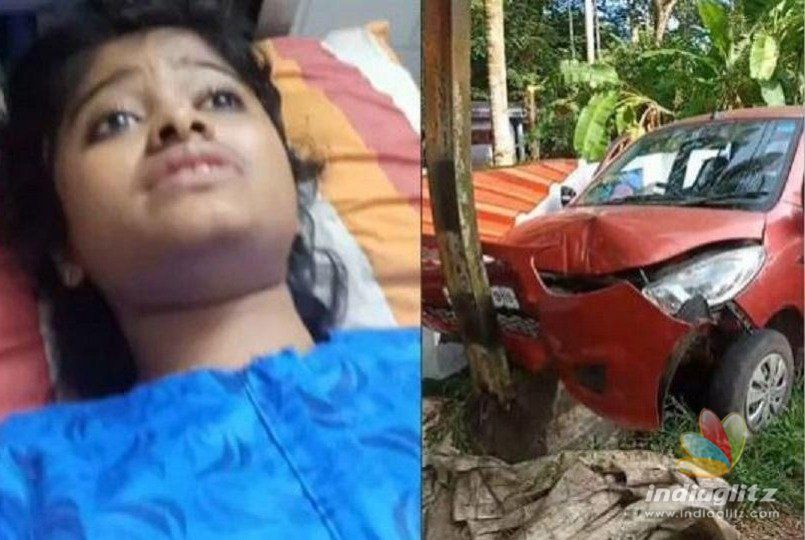 Famous Kerala College girl Hanan Hameed seriously injured in accident