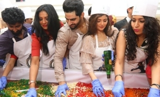 Celebs at Green Park Hotel Cake Mixing Ceremony