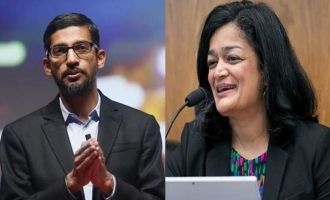 American Congresswoman Pramila Jaypaul shares Tamil bonding with Sundar Pichai