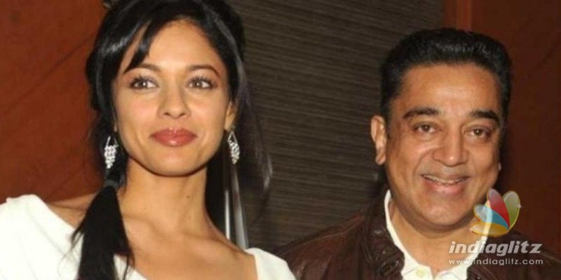 Pooja Kumar posts photos with Kamal Haasan and expresses her happiness