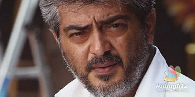 The incident that made Thala Ajith cry and still he took bold decision
