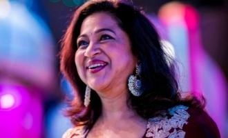 'சித்தி 2' தொடர் குறித்து அதிர்ச்சி முடிவெடுத்த ராதிகா: வைரல் டுவீட்