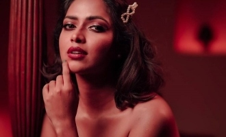 Amala Paul posts sensational pics and video with love messages