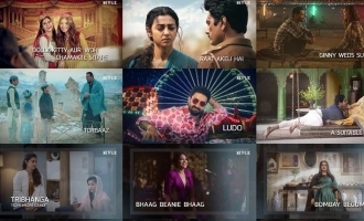 Netflix announces 17 new upcoming originals for India