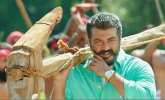 Exclusive Video! Thala Ajith as a never before seen farmer