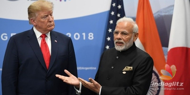 Hindus and Muslims dont get along great: Trump on Kashmir issue