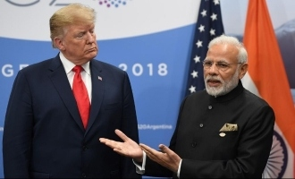 Hindus and Muslims don't get along great: Trump on Kashmir issue