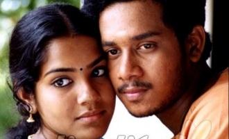 Kadhal Sandhya and Bharath meet after thirteen years cute photo goes viral