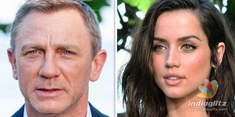 Me Too impact -  James Bond 25 appoints intimacy coordinator ?