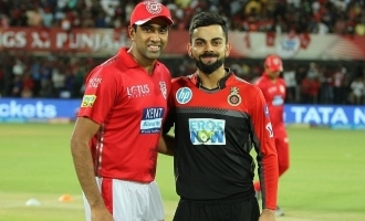 Ashwin's angry reaction to Virat Kohli's insulting troll