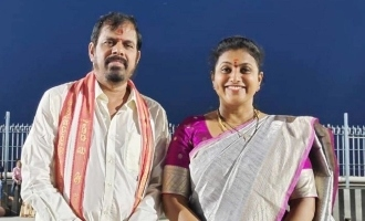 Roja shares adorable family pics and video on her nineteenth wedding anniversary