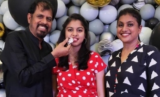 Roja 's daughter Anshumalika's 17th birthday snaps wows fans who want her to act in movies