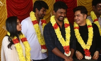 Sivakarthikeyan's new movie goes on floors