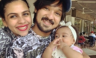 Actor Nakul's wife Sruti gives a strong reply to body shaming comments!