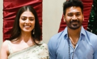 Dhanush's 43rd movie D43 gets launched officially!