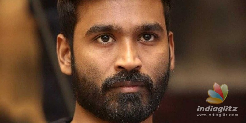 Breaking! Dhanush joins hands with Sun Pictures for a mega project