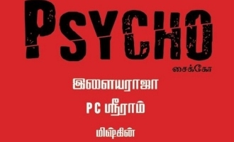 Official ! Mysskin's 'Psycho' back on track