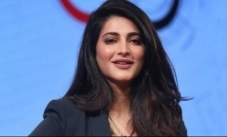 Shruti Haasan slams celebrities holidaying in Maldives and other exotic locales