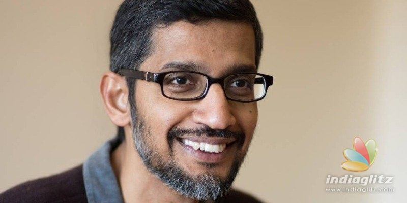 Whoa! Sundar Pichai in single day makes Google richer by astronomical amount