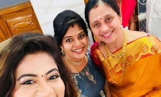 Actress Devayani and daughter's latest pics go viral