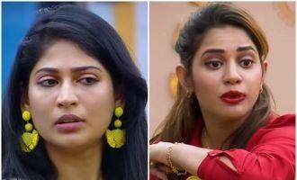 Bigg Boss: Vijayalakshmi scared by Aishwarya's taunting?