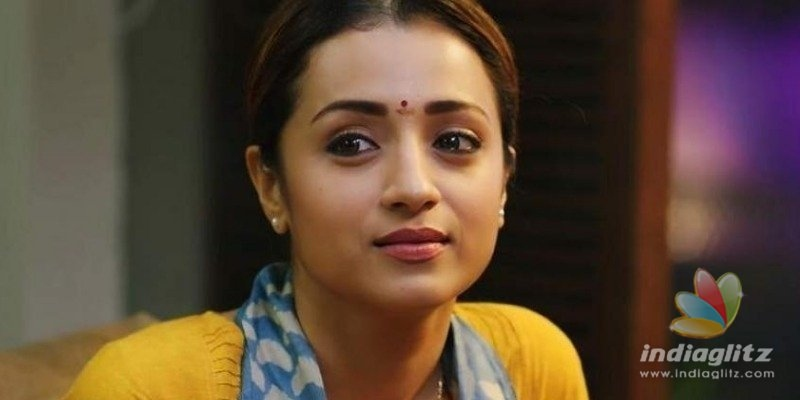 Trisha opens up about love and her relationship status