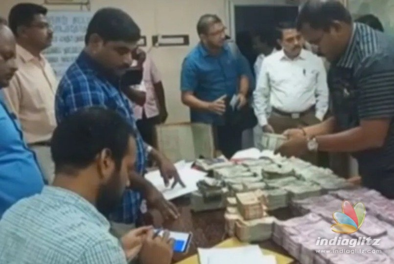 Shocking: 3.47 crores seized from Government Bus!