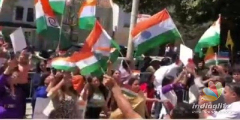 Pakistanis attempt to disrupt India Independence celebrations in the US