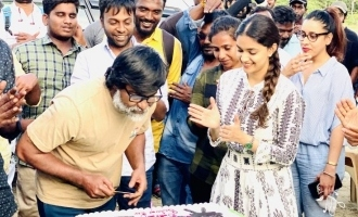 Selvaraghavan's first birthday celebration as an actor - photos viral!