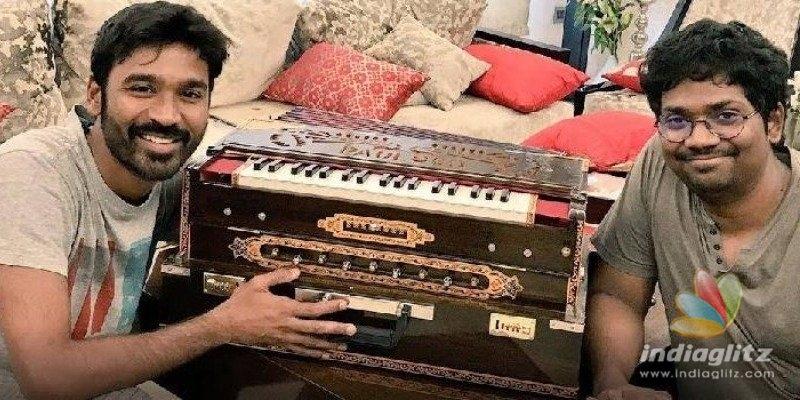 Dhanush will shape Tamil cinema, praises this music director!