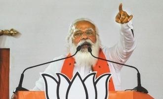 Congress DMK alliance to humiliate women