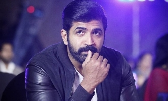 Arun Vijay's latest photo with wife and daughter is adorable to the max