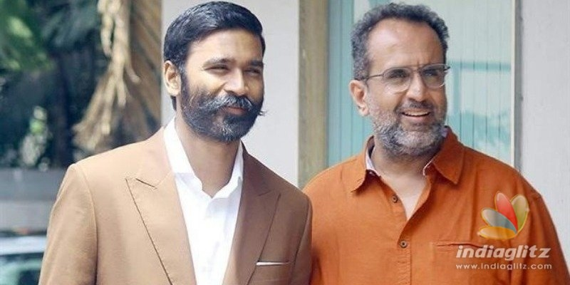 Dhanush reveals his third Hindi movie