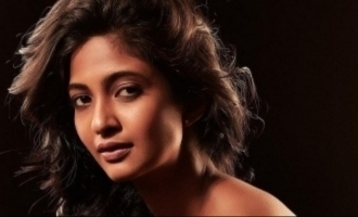 Keerthi Pandian's new ultra glamorous photos take the internet by storm