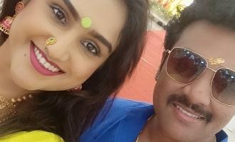 Vanitha Vijayakumar reveals her true relationship with actor Sanjeev - Fans surprised