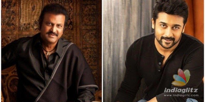 Suriyas new movie gets a veteran superstar on board