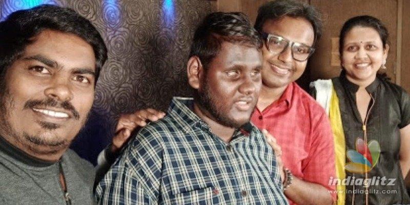 Lyricist Parvathy shares about singer Thirumoorthys debut movie song