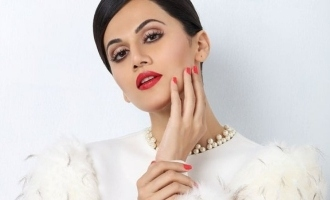 Tapsee Pannu signs remake of one of world cinema's most critically acclaimed film