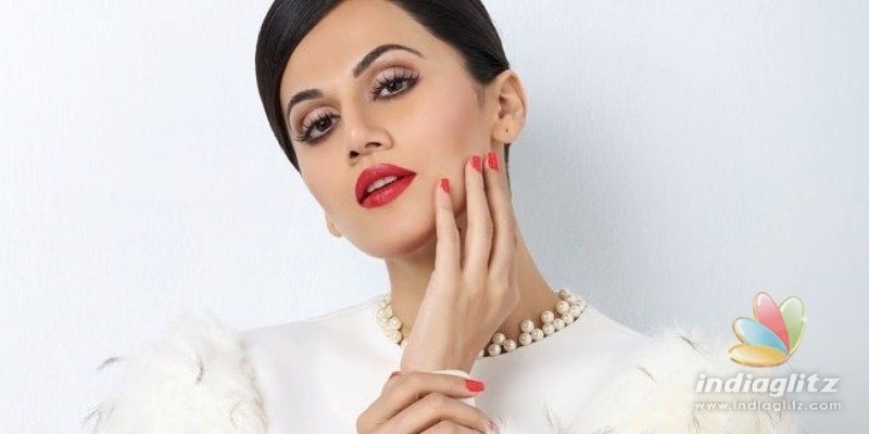 Tapsee Pannu signs remake of one of world cinemas most critically acclaimed film
